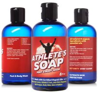 Athletes Soap