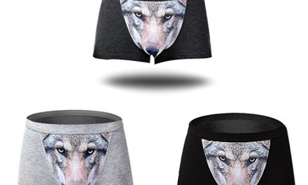 Wolf Boxers That'll Highlight Your Junk To Perfection