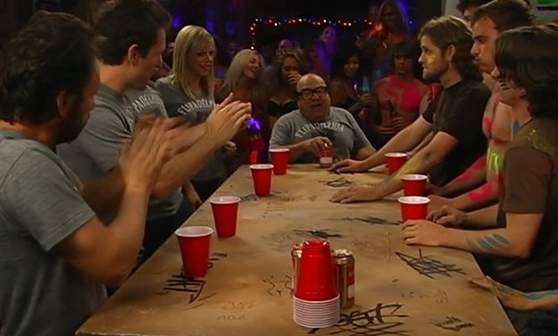 The Best Two-Player Drinking Games