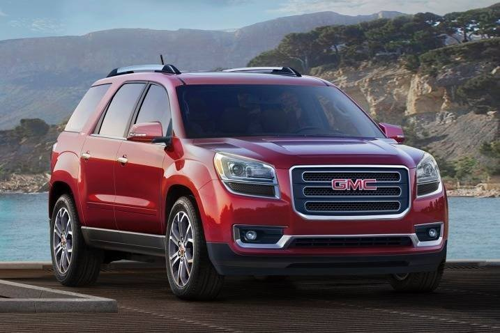 best suv winter gmc