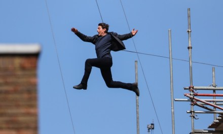 Hands Down, These Are Tom Cruise's Ballsiest Movie Stunts