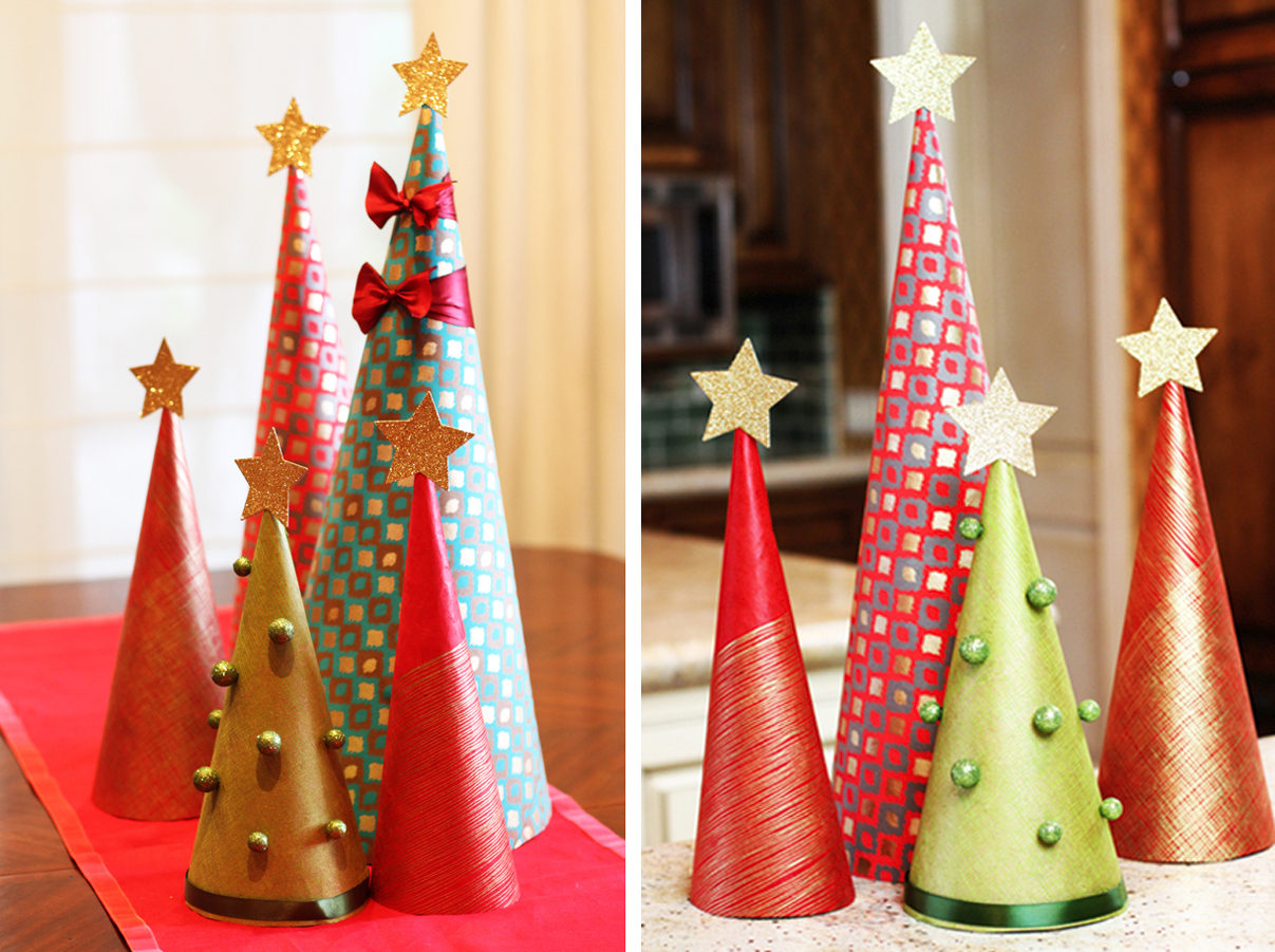 Christmas decorations to make at home with the kids photo 5