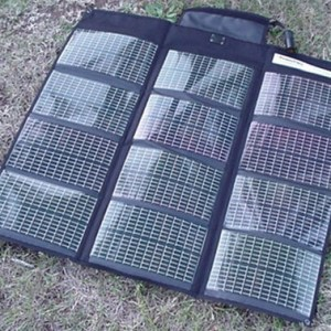 PowerFilm 20 Watt Folding Solar Panel