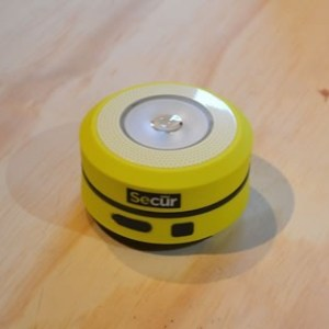 secur 1103 Collapsible Dynamo USB Lantern flashlight charger