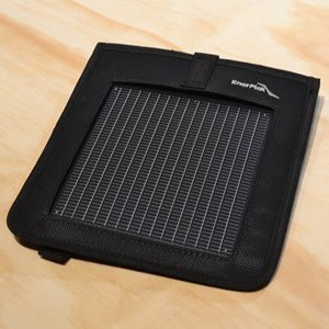 Kickr I flexible CIGS solar panel