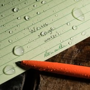 Rite in the Rain OR97 orange pen