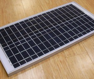 dasol 30w solar panel ds-a18-30