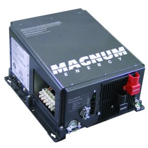magnum me series inverter charger