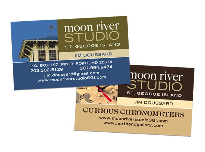Business Cards, Printing  Mailing, Direct Mail Modern Postcard