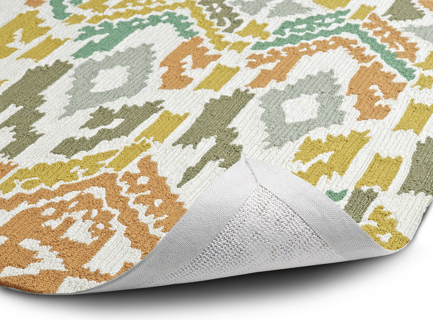 Kaleen Habitat Ivory Outdoor Modern Rug 2 From The Outdoor