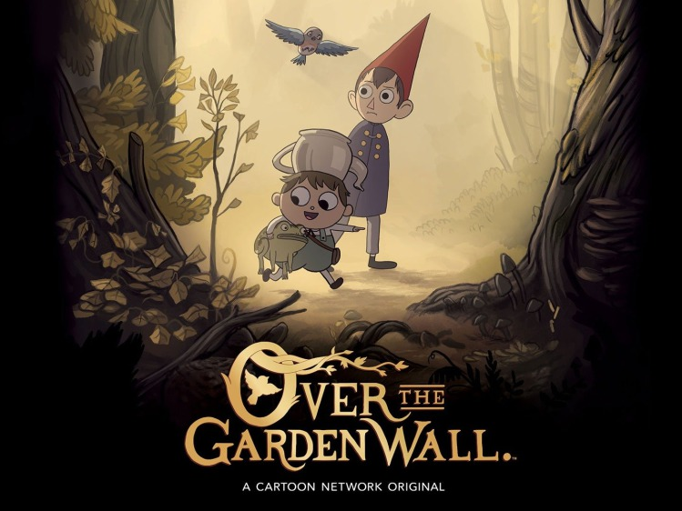 Gravity Falls Wallpaper Forest Episode 12 Over The Garden Wall And Into Our Hearts