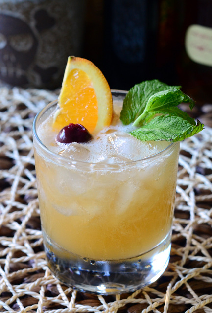 Eastern Whiskey Sour