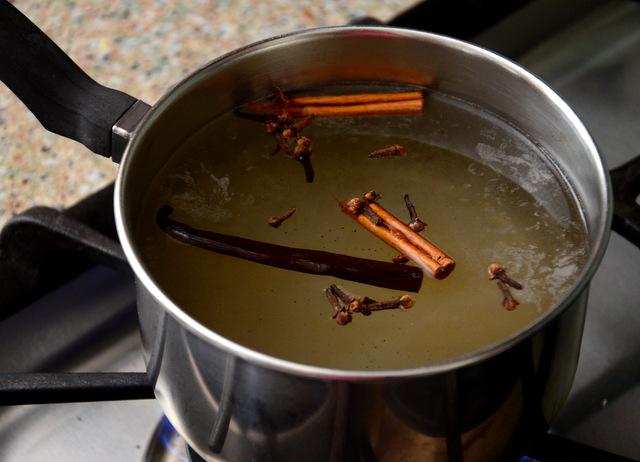 Homemade Sirop de Canne