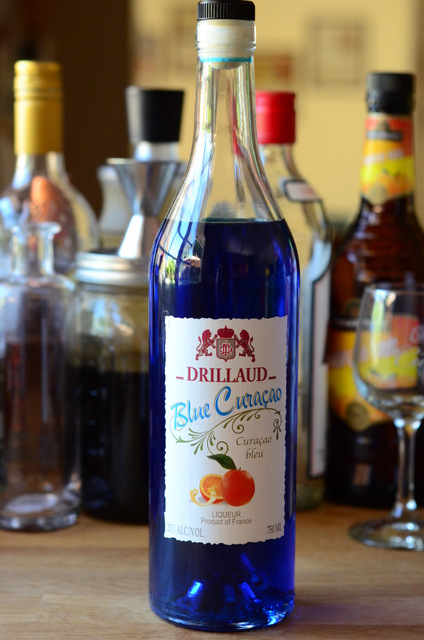 Drillaud Blue Curacao
