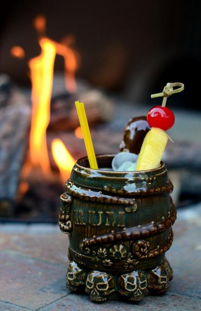 The Rum Barrel