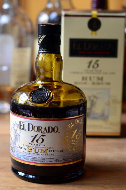 Tiki Tastings: El Dorado Special Reserve 15-Year