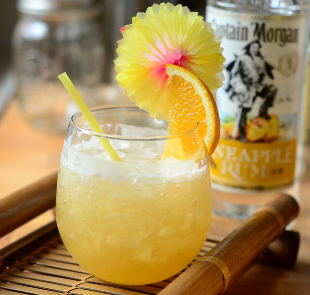 Puka Pineapple Punch