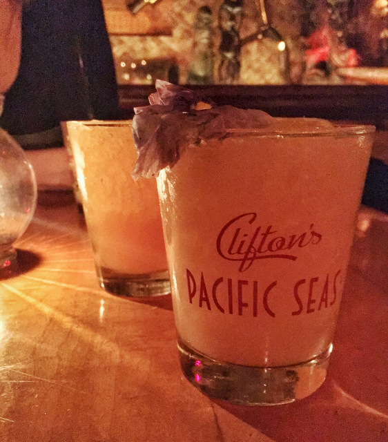 Mai Tais at Pacific Seas Tiki Bar