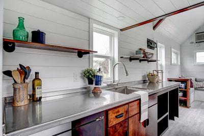 Rodanthe Modern Tiny Living