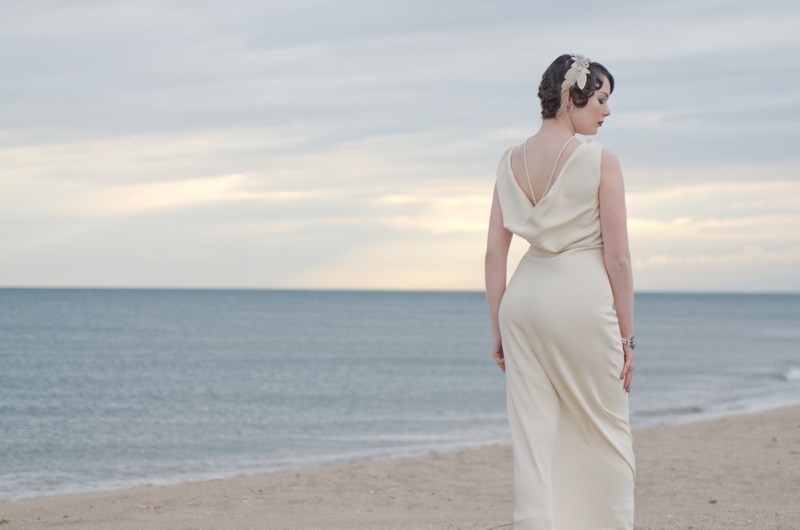 South of France Beach Wedding photoshoot