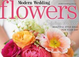 Modern Wedding Flowers Magazine