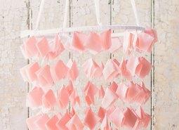 DIY-Fabric-Chandelier