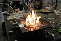 Judy Goldman Santa Monica Fire Table