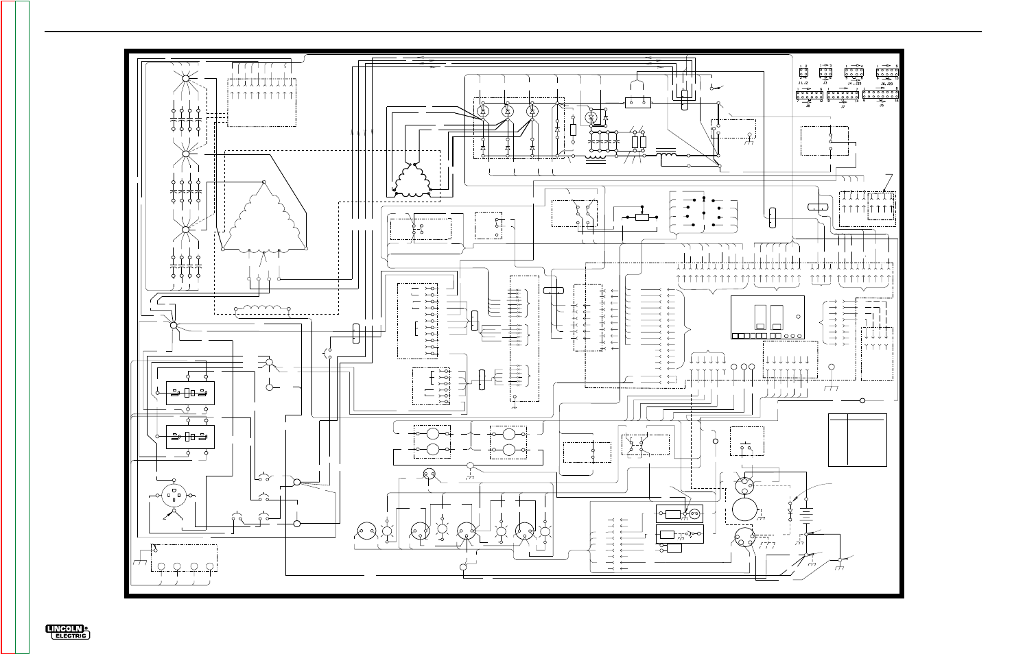 1959 lincoln wiring diagram