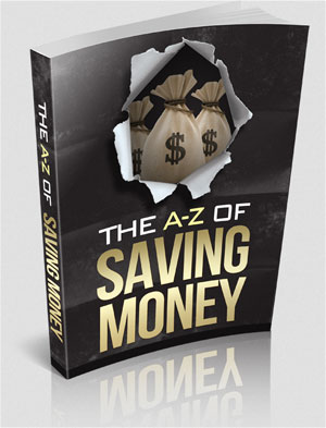 A-Z of Saving Money eBook