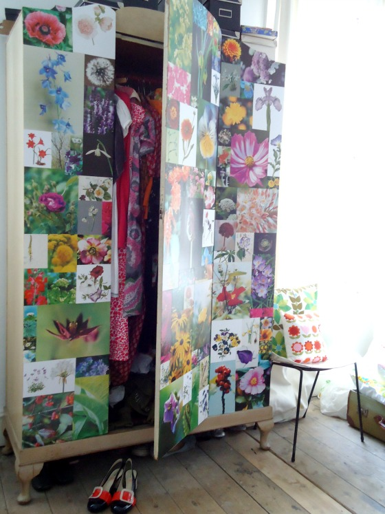 modflowers: floral wardrobe