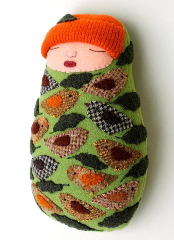 modflowers: baby by Mimi Kirchner