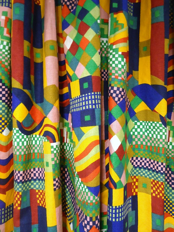 modflowers: Liberty in Fashion - Bauhaus fabric