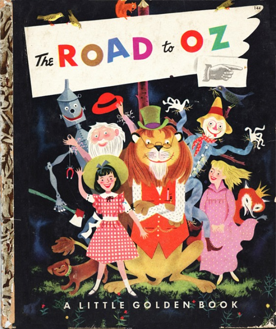 modflowers: The Road to Oz; via My Vintage Avenue