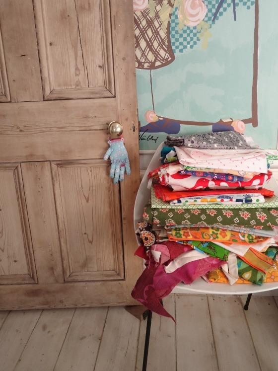 modflowers: fabric pile