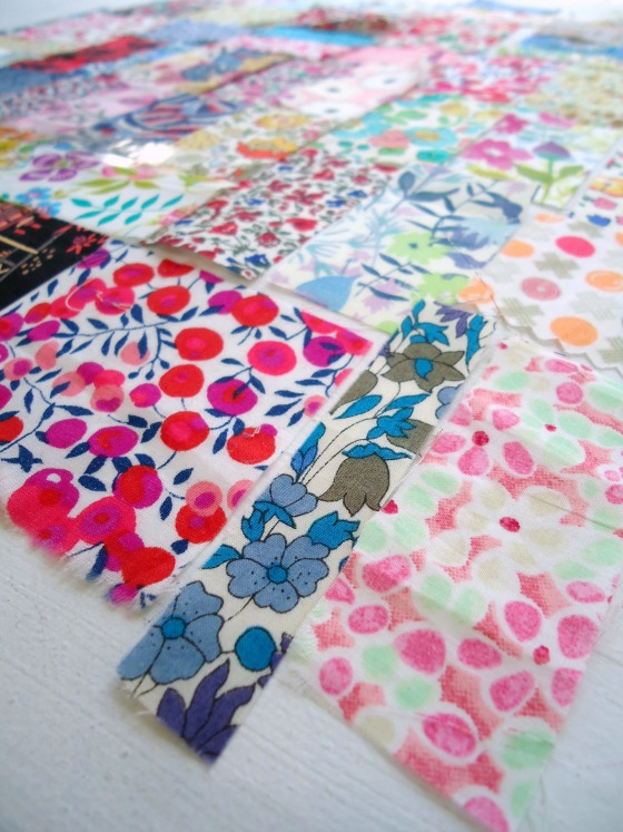 modflowers: liberty scraps