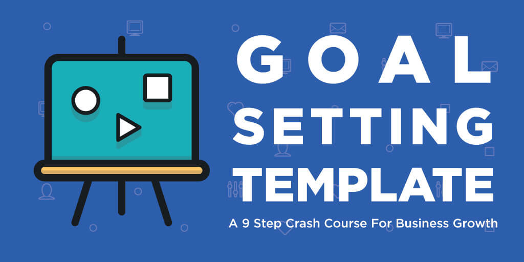 Goal Setting Template Business Growth