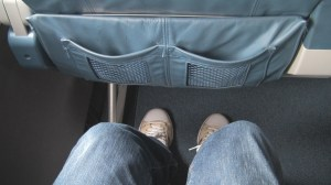 Legroom - Delta MD88 Row 2