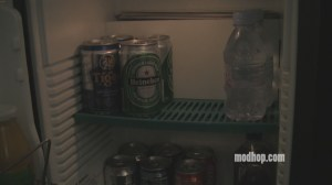 Minibar in King Premiere Room