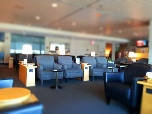 United Club LGA