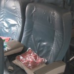 Delta Airlines A320 First Class