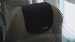 Porter Q400 Seat