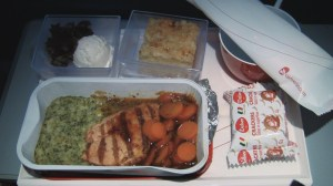 airberlin meal