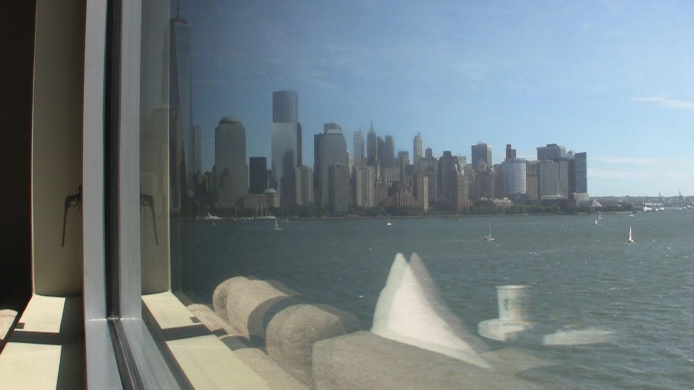 View from Hyatt Jersey City
