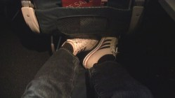 Delta 757-200 75E Crew Foot Res