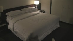 Sheraton Amsterdam Airport Bed