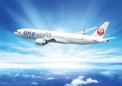 Photo: OneWorld - JAL