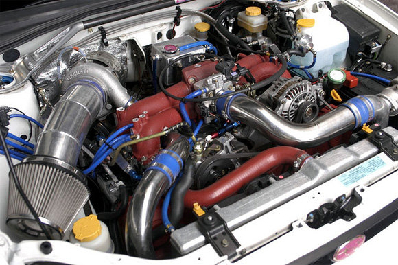 subaru engine bay wiring fuse