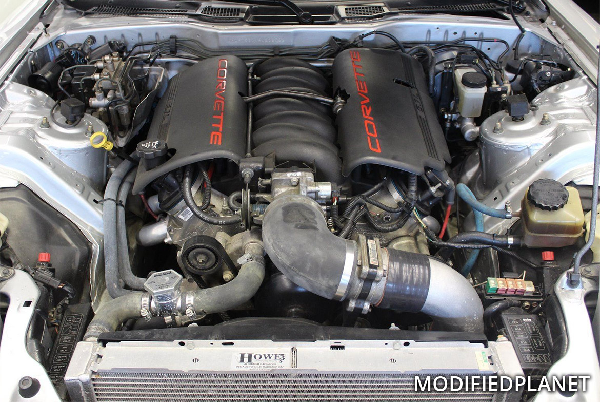 Ford 2004 Injector Wiring Diagram 6 0 Diesel 1993 Mazda Rx7 Touring With Chevrolet Corvette Ls1 Engine Swap