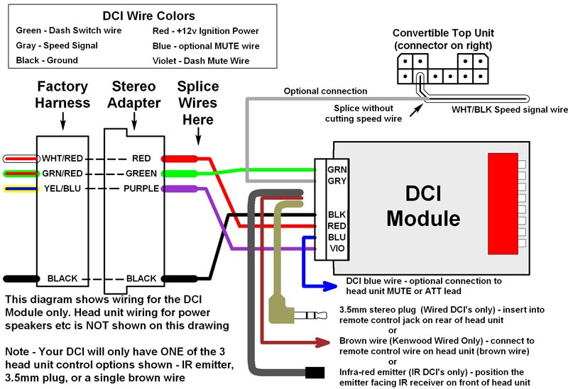 Old Car Radio Wiring Wiring Diagram