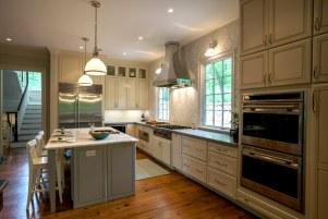 Large Kitchen design.